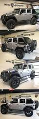 jeep lifted pink best 25 jeep wrangler sport unlimited ideas on pinterest
