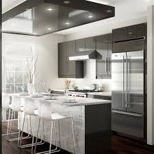kitchen cabinet island design grey floor tile oak kitchen cabinet wall painting