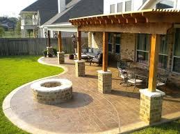 Garden Patio Design Ideas  Smashingplatesus - Apartment patio design