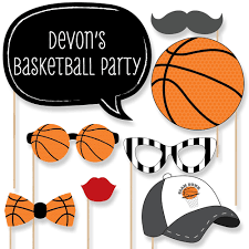 Basketball Themed Baby Shower Decorations Nothin U0027 But Net Basketball Baby Shower Decorations U0026 Theme