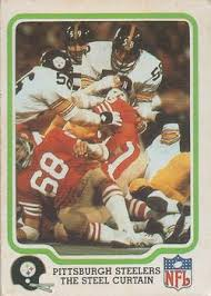 The Steel Curtain Defense Gary Dunn Gallery The Trading Card Database