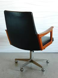 retro swivel chairs home design vintage office desk chair mid century rhapsodyattic