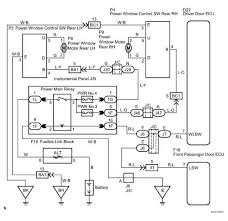 toyota camry power window wiring diagram 28 images camry power
