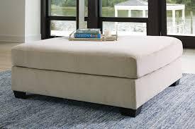 Ashley Furniture Enola Sepia Finish Fabric Upholstered Oversized