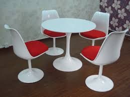 Arkana Tulip Chair Up To The Table Hels Tells