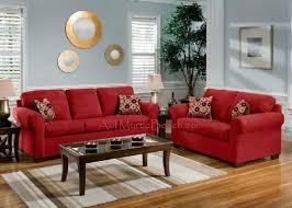 red sofa set for sale 16 best simmons microfiber sofa sets images on pinterest living