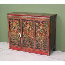 credenza tibetana la collezione mobili etnici cina mongolia e tibet