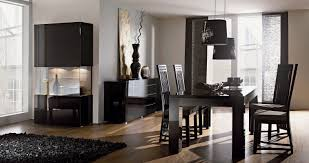 dining room bench dining room sets stunning black dining room