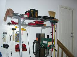 how to install a rubbermaid fast track rail system with pictures