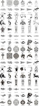 tribal tattoos designs and their meanings amazing