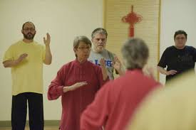 gary steadin slow and steady takes command during tai chi times union