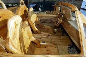 cars made out of wood 04