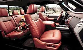 King Ranch Interior Swap The 10 Worst Options For Pickup Trucks Pickuptrucks Com News