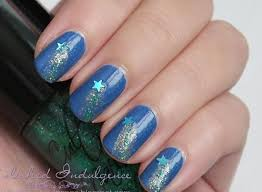 25 shooting stars nail art ideas
