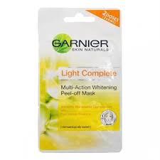 Masker Garnier Lemon daftar harga produk garnier katalog harga 2018