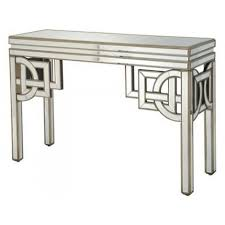 Mirrored Entry Table Claridge Console Table Cotterell U0026 Co Online Lighting Store