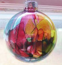 ink ornaments lulabelle handicrafts