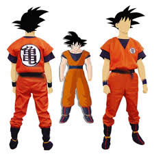 anime dragon ball z son goku kame clothes costume cosplay