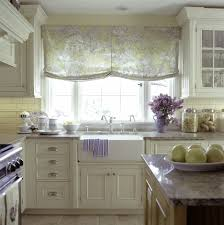Farmhouse Style Kitchen Cabinets Amazing Rustic French Country Style Kitchen With Brown Color
