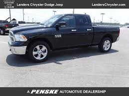 2017 used ram 1500 4wd big horn slt 1 owner with ram box at