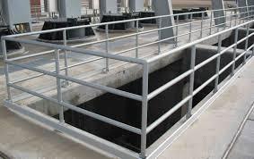 Prefabricated Aluminum Stairs by Custum Prefabricated Aluminum Railing Metal Products