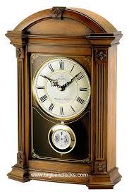 Forestville Mantel Clock Bulova Mantel Clock B7653 Allerton