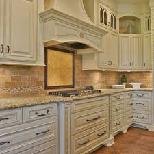 How To Antique Glaze Kitchen Cabinets Kitchen Home Design Ivory Colored Kitchen Cabinets Antique Ivory