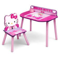 table and chair set walmart hello kitty desk and chair set walmart com by idolza