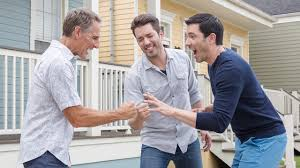 Property Brothers Cast Exclusive Drew And Jonathan Scott Take Over New Orleans In A