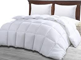 comforter duvet insert white quilted comforter