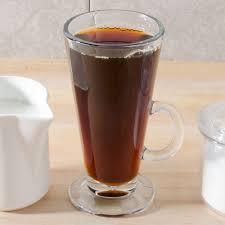 libbey 5293 8 5 oz irish glass coffee mug 24 case