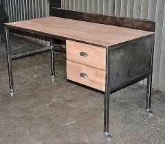 fabriquer un bureau en bois fabriquer bureau beautiful fabriquer un bureau avec un plan de
