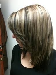 highlight lowlight hair pictures chunky placed 3 color highlight lowlight hair amp beauty pinterest