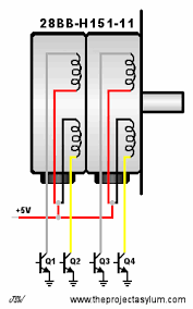 automatic coil winder stepper motor wiring diagram and information