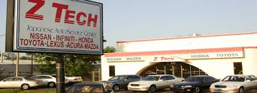 lexus toyota repair service center ztech orlando expert japanese auto repair longwood fl 32750