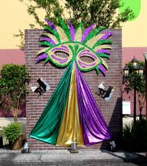 mardis gras decorations mardi gras party wall decorations walls decor
