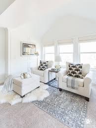 White Decor One Room Challenge Master Bedroom Makeover Reveal Kelley Nan