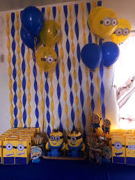 minions birthday party ideas best 25 minion party decorations ideas on minion