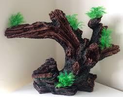 ornament large tree log