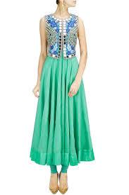 82 best mirror work dresses images on pinterest indian wear