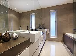 Modern Bathrooms Bathroom Modern Bathroom Design With Recessed Bath Designs