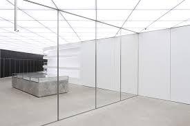 Floor To Ceiling Mirror by Bernard Dubois Designs Beijing Boutique For Nicolas Andreas