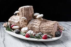 cuisine buche de noel no bake gingerbread buche de noel a calculated whisk