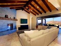 interior extraordinary open ceiling exposed beams and rafter