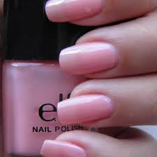 cute pink nail polish designs elf light pink nail polish 8