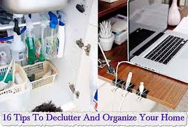 organize home 16 tips to declutter and organize your home jpg