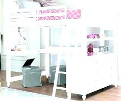 white loft bed with desk white bunk beds with desk dailyhunt co