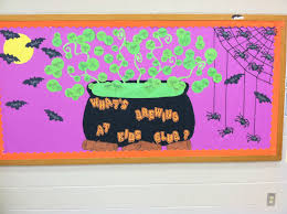 halloween bulletin board halloween bulletin board pinterest