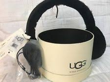 ugg earmuffs sale ugg earmuffs black ebay