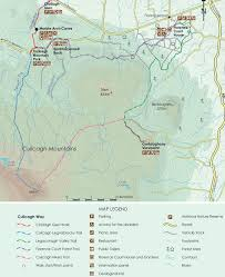 Map A Walking Route by Cuilcagh Mountain Loop Walk And Legnabrocky Trail Marble Arch